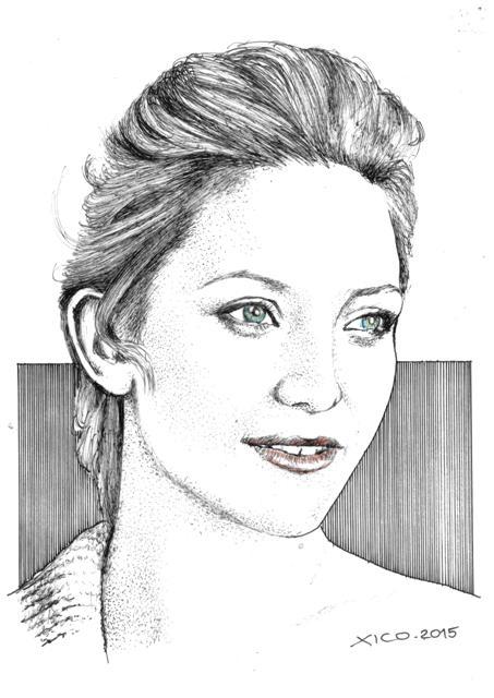 Kate Hudson by FCARLOS
